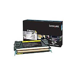 Lexmark Toner Cartridge Yellow