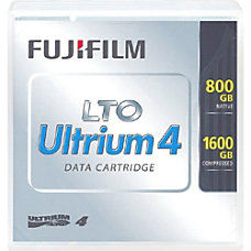 Fujifilm 81110000353 LTO Ultrium 4 Data