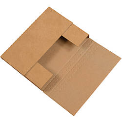 Office Depot Brand Easy Fold Mailers
