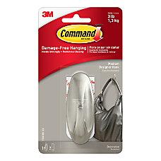 3M Command Damage Free Hook Designer