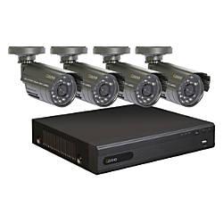 Q See 8 Channel DVR Surveillance