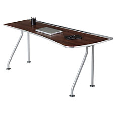 WorkPro ModOffice Right Soft Edge Desk