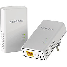 Netgear Powerline 1200 1 Port
