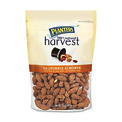 Planters California Almonds, 11 Oz. Bag