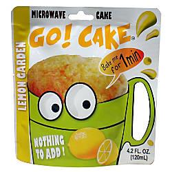 Go Cake Cake Batter Lemon Garden