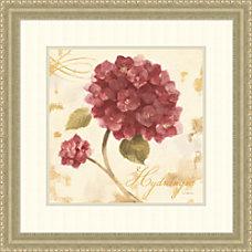 Amanti Art Abundant Marsala Hydrangea I