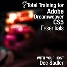 Total Training for Adobe Dreamweaver CS5