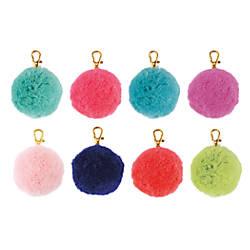 Divoga Pom Pom Key Chain Yarn