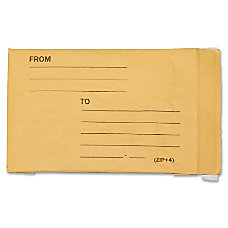 SKILCRAFT Kraft Lightweight Cushioned Mailers 8