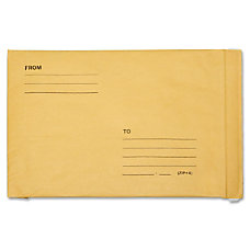 SKILCRAFT Kraft Lightweight Cushioned Mailers 9