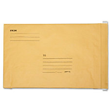 SKILCRAFT Kraft Lightweight Cushioned Mailers 12