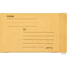 SKILCRAFT Lightweight Paper Cushioned Mailers 6