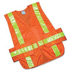 SKILCRAFT 360 Visibility Safety Vest One