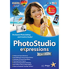 PhotoStudio Expressions Platinum 6 Download Version