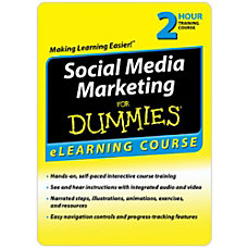Social Media Marketing For Dummies 30