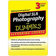 Digital SLR Photography For Dummies 6