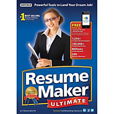 ResumeMaker Ultimate 6 Download Version