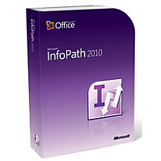 Microsoft InfoPath 2010 Traditional Disc