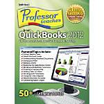 Professor Teaches QuickBooks 2012 Download Version