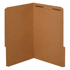 Pendaflex Kraft Folders With Fasteners Legal