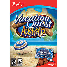 Vacation Quest Australia Traditional Disc