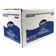 NJoy Non Dairy Creamer Box Of