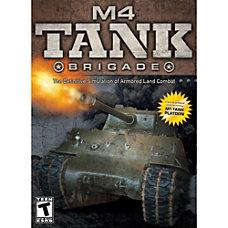 M4 Tank Brigade MAC Download Version