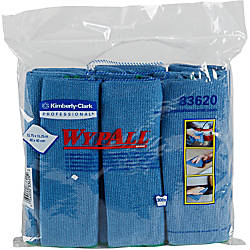 Wypall WypAll Microfiber Cloths Cloth 1575