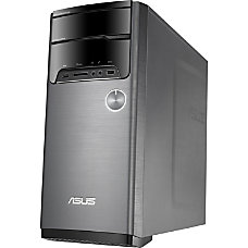 ASUS Desktop Computer With AMD A8