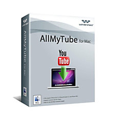 Wondershare ALLMY Tube for Mac Download