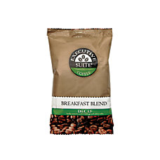 Executive Suite Breakfast Blend Decaffeinated Coffee