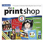 The Print Shop 23 Traditional Disc