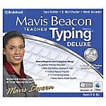 Mavis Beacon Teaches Typing 21 Deluxe