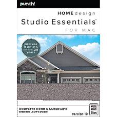 Punch Home Design Studio Essentials for