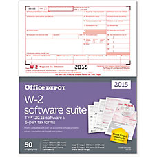 Office Depot Brand W 2 Laser