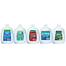 Zephyrhills Distilled Water 1 Gallon Case