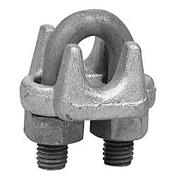 316 1000 G WIRE ROPE CLIP