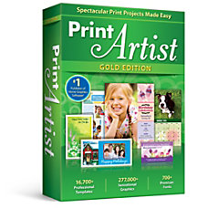 Print Artist Gold Download Version