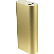 Apelpi Bar 5200mAh Gold Portable External