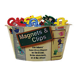 Adams Magnet Man Magnets 1 Multicolor