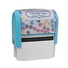 2000 PLUS Self Inking Designer Stamp