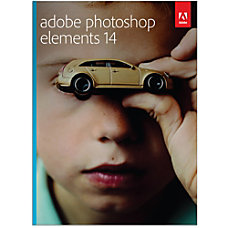 Adobe Photoshop Elements 14 Por PCMac