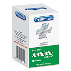 Acme Antibiotic Cream Packets Box Of