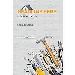 Custom Vertical Poster Repair Tools