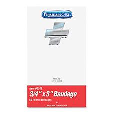 Acme Plastic Bandages 34 x 3