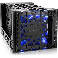 Icy Dock Black Vortex MB174U3S 4SB