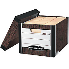 Bankers Box Earth Series FastFold R