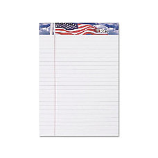 TOPS American Pride Writing Tablet 50