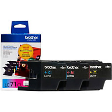 Brother Innobella LC713PKS Standard Yield Ink