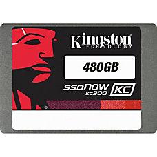 Kingston SSDNow KC300 480 GB 25